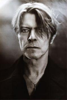 David Bowie by Annie Leibovitz