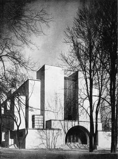 ! Budapest, városmajori plébániatemplom, 1932-34. / Árkay Aladár, Árkay Bertalan
