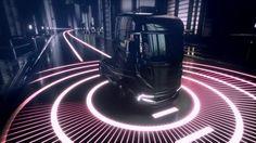 Der Lkw der Zukunft fährt auf der Autobahn automatisch im Konvoi und wacht über die Ruhezeiten des Fahrers. Der wird aber keineswegs arbeitslos. Vielmehr mutiert er vom Fahrer zum Logistikmanager, plant die nächste Route und bearbeitet Frachtpapiere. So stellt sich Bosch das Transportwesen von...