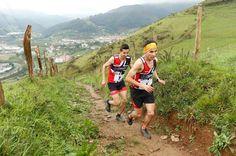 ¿Te gustaría correr una auténtica carrera por montaña?