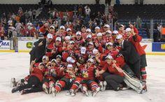 Memorial Cup, Halifax Mooseheads, Saskatoon, SK, May 2013