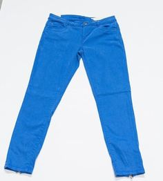 Benetton hose blau