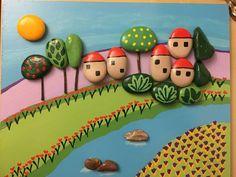 #tastasarim #tasboyama #hobi #manzara #doga #lanatura #lanature #sanat #elyapimi #akrilik #akrilikboya #hediye #hediyelik #dekorasyon #tablo #siparisalinir #siparis