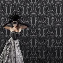 Possible backdrop idea for masquerade party