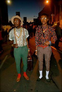 STR CRD: Jozi's Fashion Movement Gears Up - Reviews - Johannesburg Live