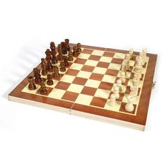 Unique Chess Sets for Sale | Wooden International Chess Set Board Game