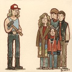 Adventures Babysitting - Scott C