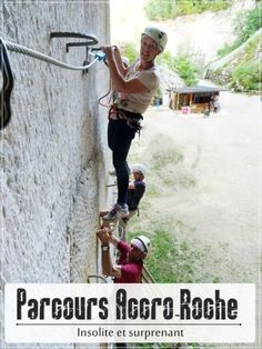 Parcours Accro-Roche