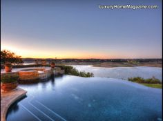 Lago Vista Luxury Homes and Real Estate | Luxury Waterfront Estate on Lake Travis