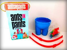 Ants in the Pants-one of my favorites way back then...
