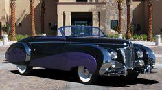 1948 Cadillac Series 62 Saoutchik Cabriolet 1/2