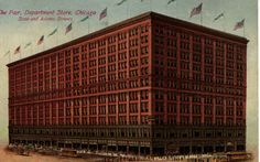 The Fair Department Store- State and Adams Street, #Chicago, #Illinois.