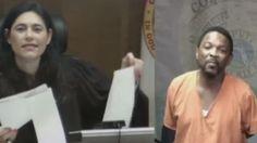 Judge Recognizes School Friend