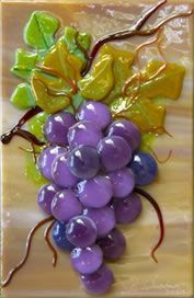 The Art of Fusing Pictures in Glass by Janet Schrader - Google Search