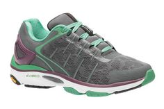 Give your fitness plan a boost with the women's ABEO Sublime running shoe!