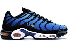 Buy and sell authentic Nike shoes on StockX including the Nike Air Max Plus OG Hyper Blue and thousands of other sneakers with price data and release dates. Nike Air Max Running, Nike Air Max Tn, Nike Air Max Plus, Nike Tn, Running Shoes, Cute Sneakers, Best Sneakers, Air Max Sneakers, Sneakers Nike