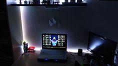 Recensione striscia LED SMD5050 RGB con Telecomando