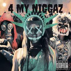 4. My. Niggaz. (Jaylen MarQuis x Omari M.) [Prod. Thomas Crager] by mari3times on SoundCloud