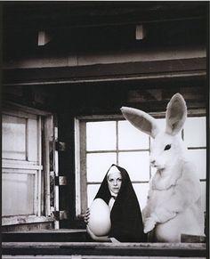 Easter Nun