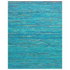Stylishly anchor your living room or master suite with this hand-woven art silk rug, showcasing an ombre-style design and wool cloth backing. $49   ...