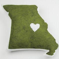 Missouri Pillow Relish
