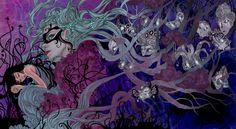 Surreal Fantasyland - MooNyk aka Khoa Le, aka moonywolf - My Modern Met
