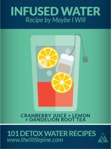 Top 101 Detox Water Recipes - Little Pine Low Carb Healthy Weight, Healthy Tips, Healthy Food, Bloating Detox, Dandelion Root Tea, Candida Diet Recipes, Infused Water Recipes, Little Designs, Recipe Search