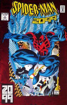 Comic No 1 de Spider-Man 2099