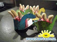 1000 images about traktaties on pinterest met birthday for Dino traktatie