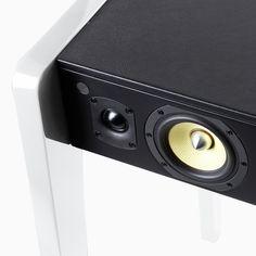 La Boite Speaker System LD130 // White