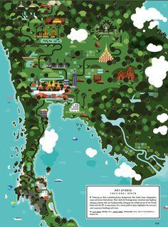 La Tailandia de los viajeros