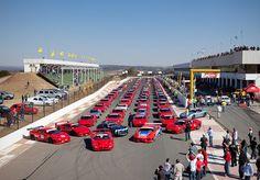 Ferrari Owners Club Track Day Returns To Kyalami 23rd July
