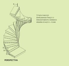 As escadas do Centro Cultural Vila Prudente, de Vitor Lotufo | aU - Arquitetura e Urbanismo