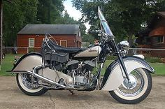 1947 Indian Motorcycle fully restored, 349 miles, excellent!