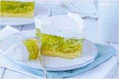 Szarlotka królewska - I Love Bake Vanilla Cake, Camembert Cheese, Waffles, Cheesecake, Baking, Breakfast, Food, Cakes, Apple Tea Cake