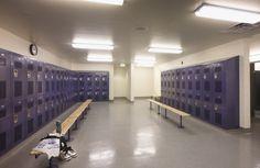 Middle School Locker Room Fight