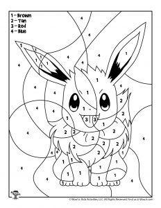 Eevee Pokemon Coloring Page Woo Jr Kids Activities Pokemon Coloring Pages Pokemon Coloring Coloring Pages