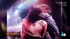 VIDEO: ¡¡Muy fuerte!! Sofía de GH 'cazada' Besándose con Alejandro Albalá, ex de Chabelita