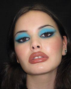 Edgy Makeup, Makeup Eye Looks, Creative Makeup Looks, Cute Makeup, Makeup Goals, Pretty Makeup, Skin Makeup, Makeup Art, Beauty Makeup