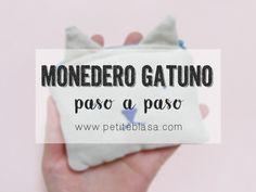DIY | Monedero gatuno