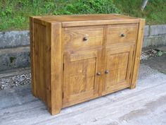 Rustic Plank Furniture craft hand made rustic and chunky plank furniture for sale online in the UK. Buy online Bedroom, Dining Room or Lounge Wood Furniture. Wood Furniture, Sideboard, Plank, Dresser, Rustic, Living Room, Storage, Home Decor, Timber Furniture