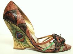 Image result for peacocks shoes