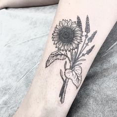 Wonderfully Unique & Simple Tattoos by Caitlin Thomas - UltraLinx