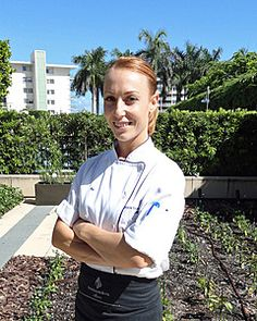 Sarah Thompson Appointed New Pastry Chef at Four Seasons Hotel Miami