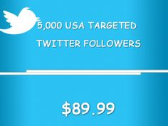 Get Targeted USA Followers