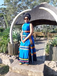 South African Traditional Dresses, African Traditional Wedding, Traditional Fashion, Traditional Outfits, South African Fashion, African Print Fashion, African Wear Dresses, African Attire, Xhosa Attire