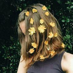 As flores estão dominando os Instagram hahah