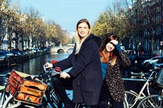 There is no other way but to use your bike to come to our lovely TravelBird office.