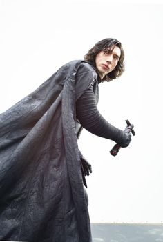 I am one with the Force, and the Force is with me. — Kylo Ren Star Wars: The Last Jedi BTS