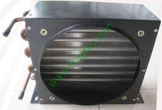 Copper tube and aluminum fins, high heat exchange efficiency, quick customer design development,fast delivery